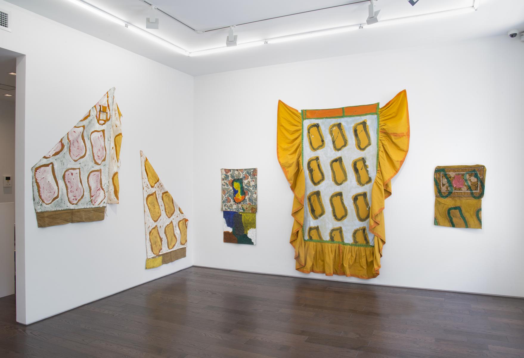 1_Claude Viallat Major 2017 New York 1055