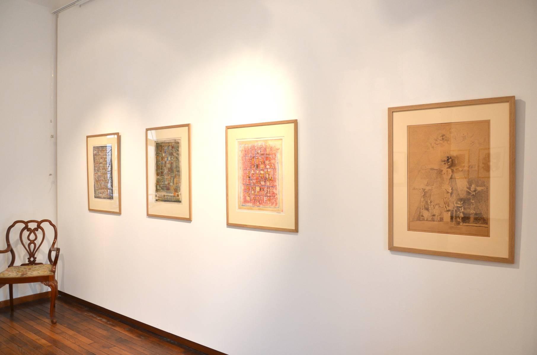 3_Oeuvres sur papier 2012 moderne 107