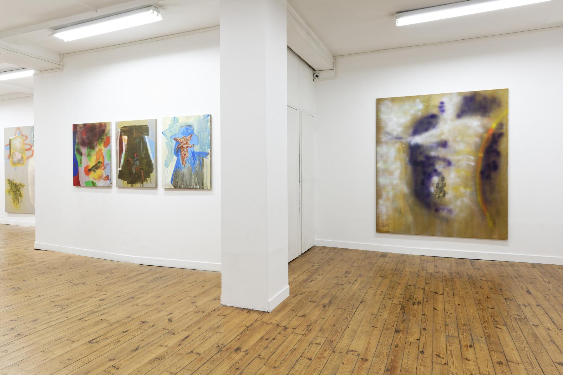 Exhibition view - Denis Castellas - Saint-Etienne Juin 2021