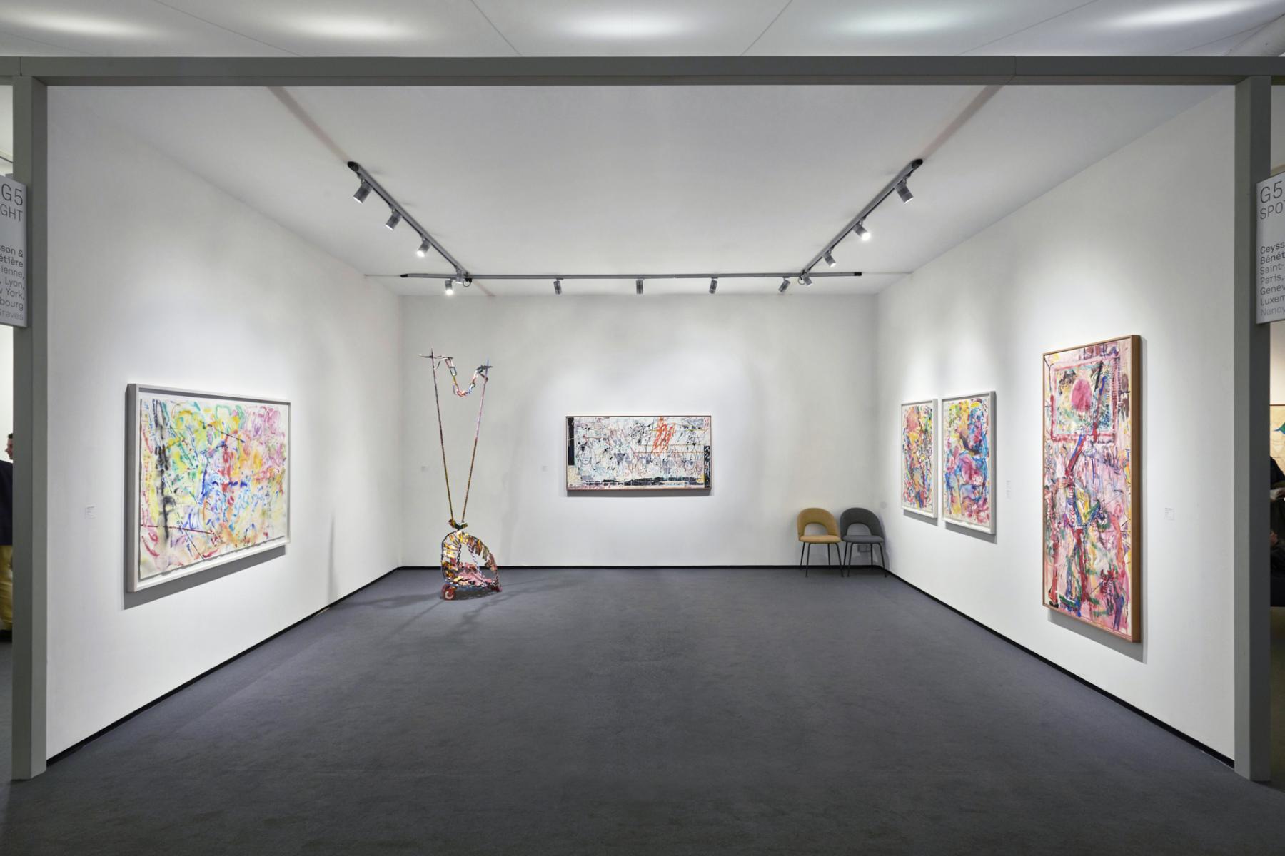 Exhibition View Frieze 2021 #1