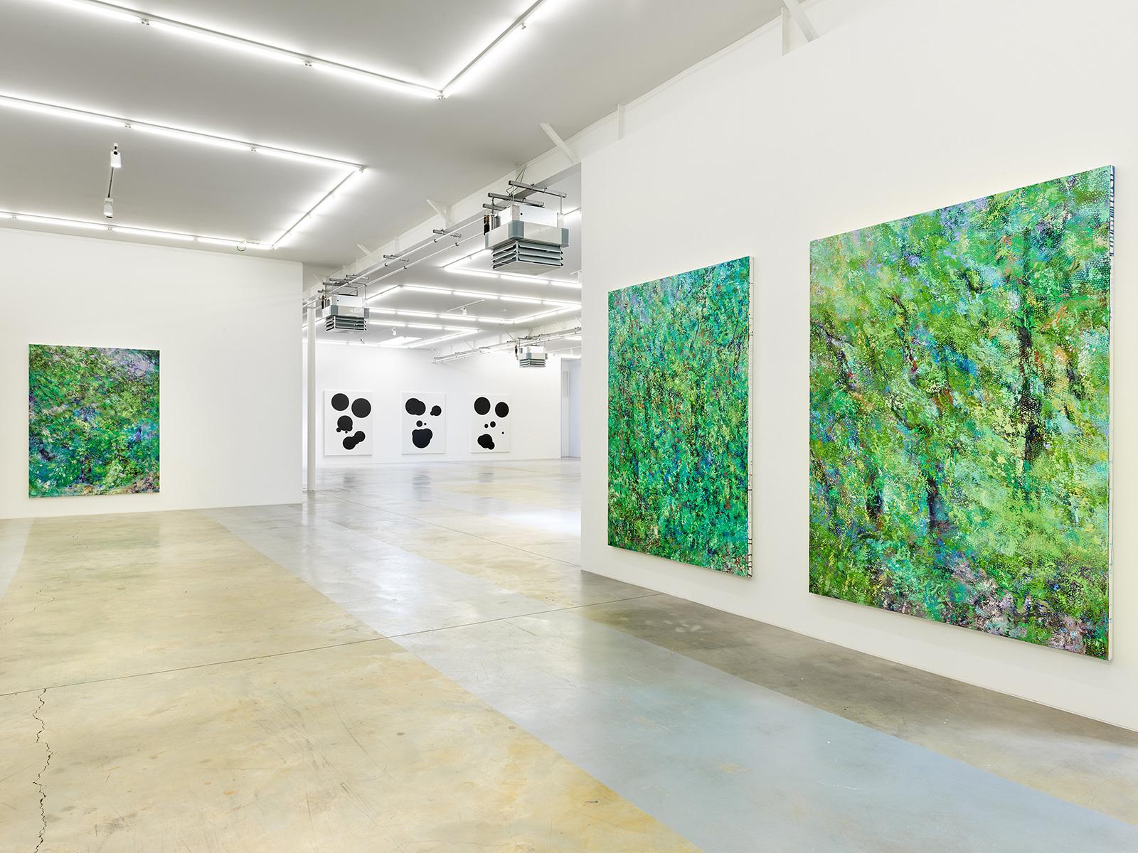 Exhibition view, Mitja Tušek, Freitzeit ist Arbeit, Wandhaff, juin 2021 #4