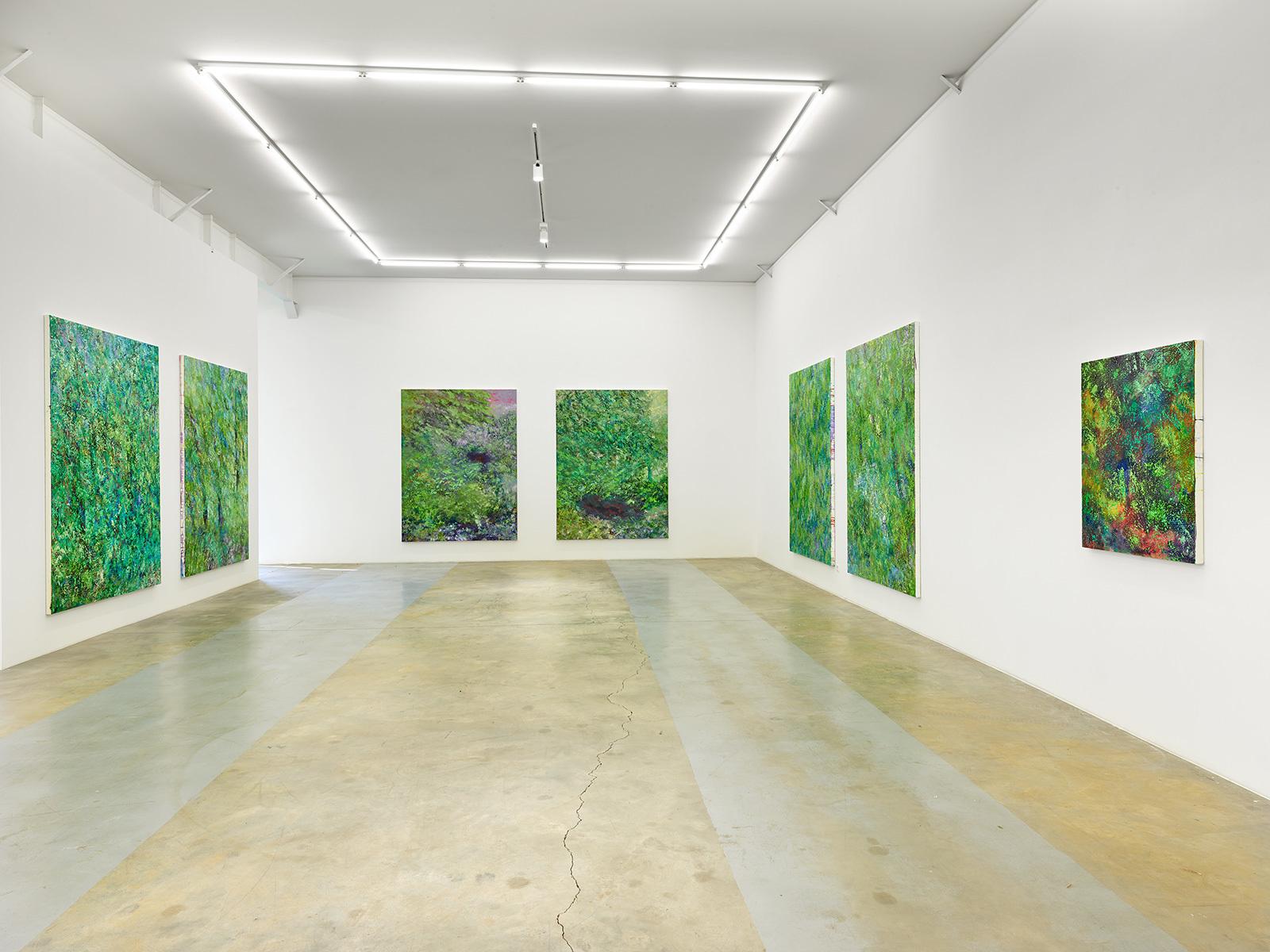 Exhibition view, Mitja Tušek, Freitzeit ist Arbeit, Wandhaff, juin 2021 #6