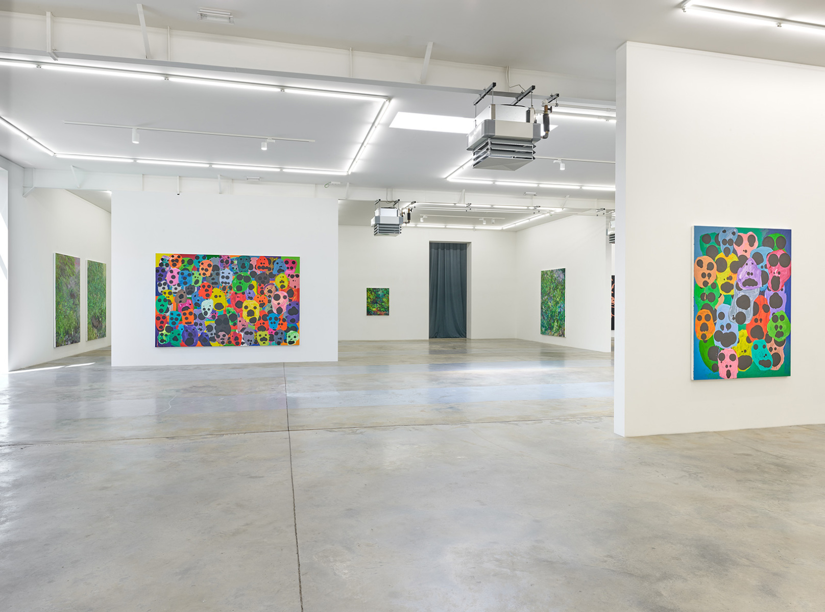 Exhibition view, Mitja Tušek, Freitzeit ist Arbeit, Wandhaff, juin 2021 #10