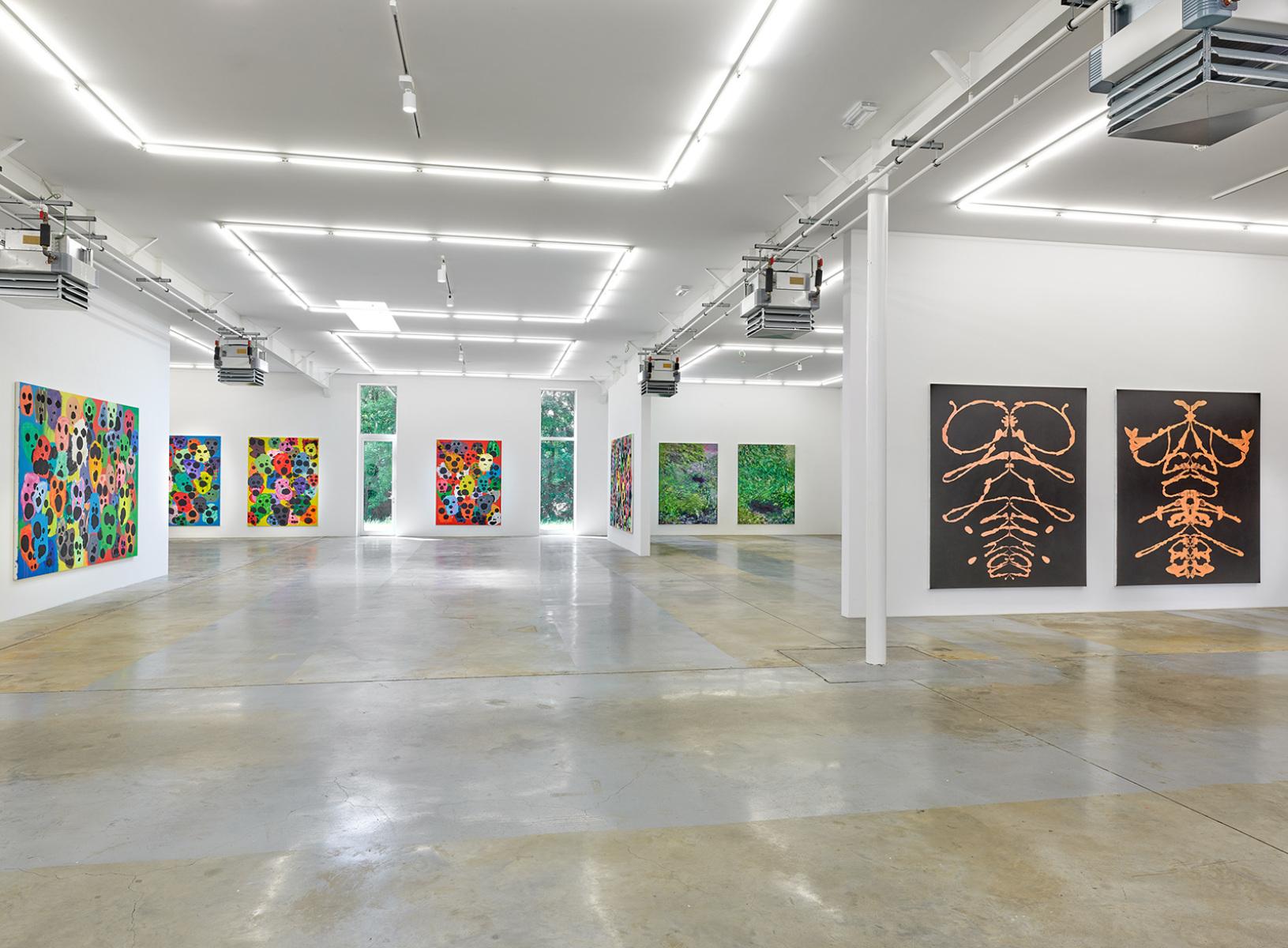 Exhibition view, Mitja Tušek, Freitzeit ist Arbeit, Wandhaff, juin 2021 #13