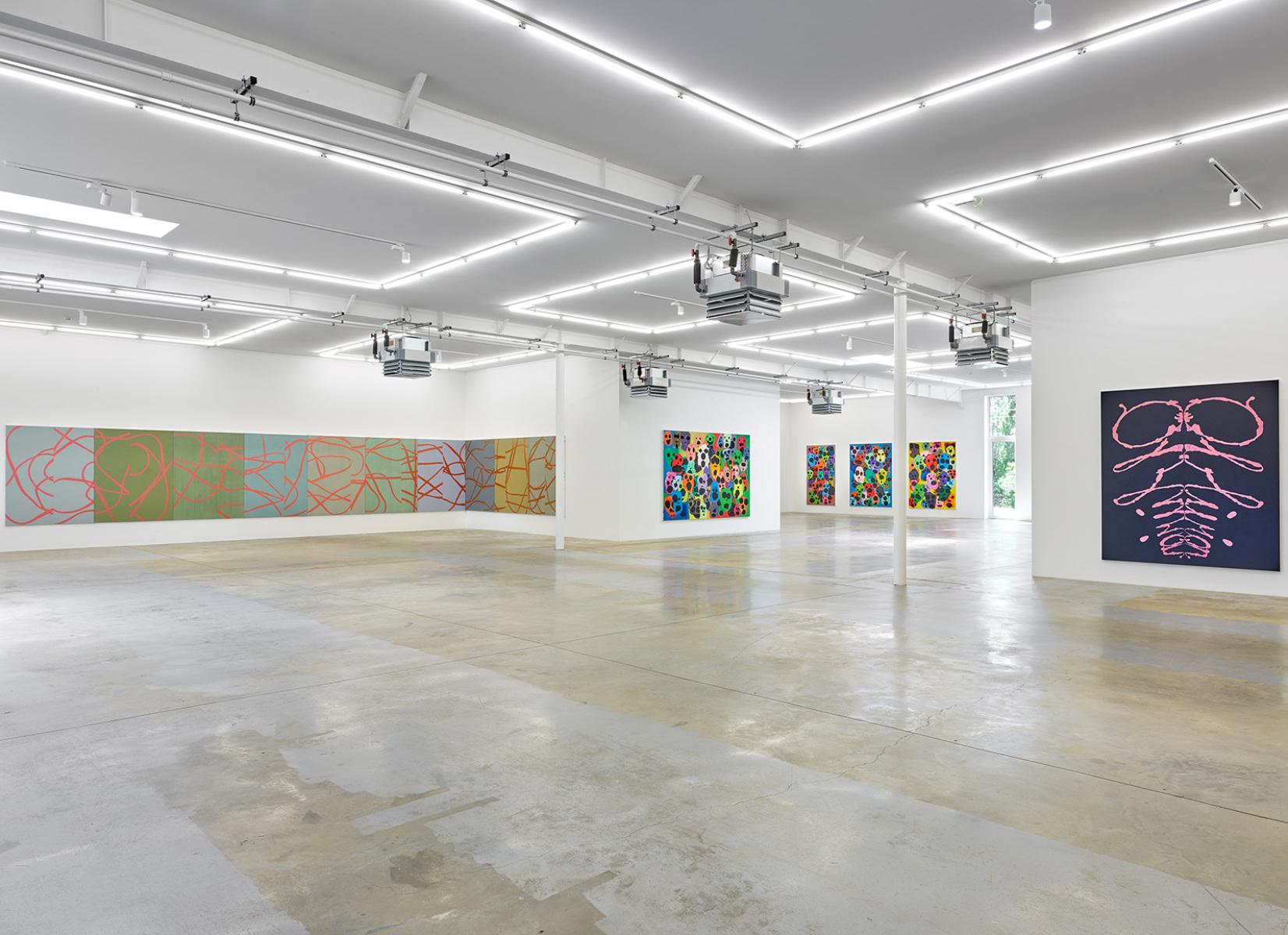 Exhibition view, Mitja Tušek, Freitzeit ist Arbeit, Wandhaff, juin 2021 #14