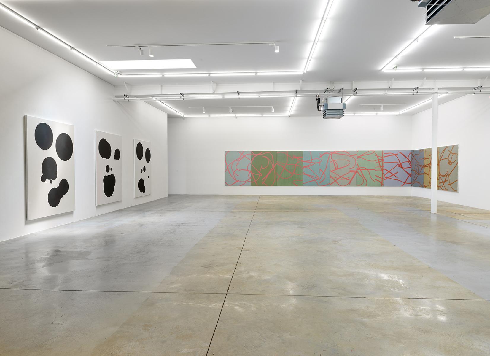 Exhibition view, Mitja Tušek, Freitzeit ist Arbeit, Wandhaff, juin 2021 #15