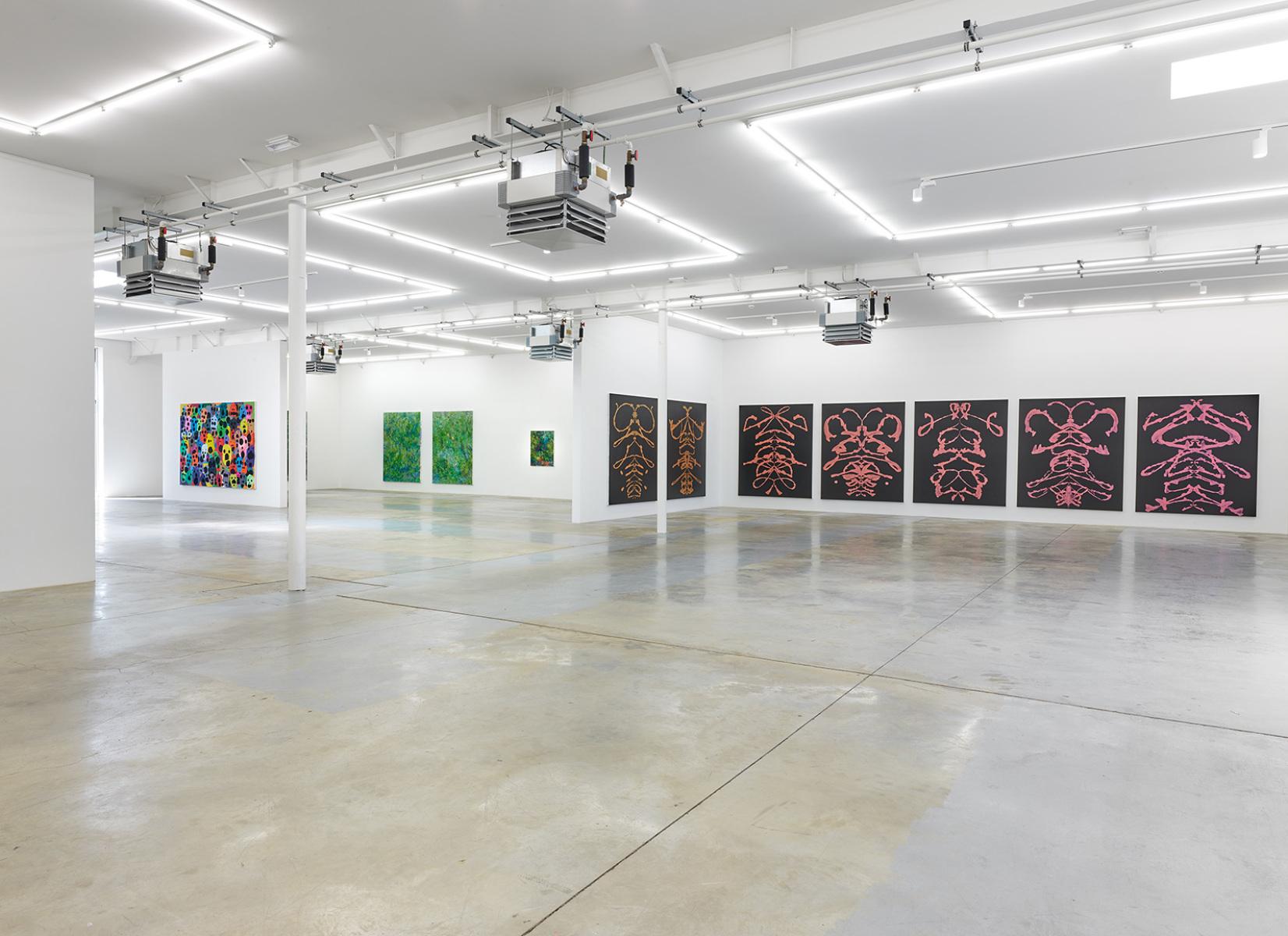 Exhibition view, Mitja Tušek, Freitzeit ist Arbeit, Wandhaff, juin 2021 #16