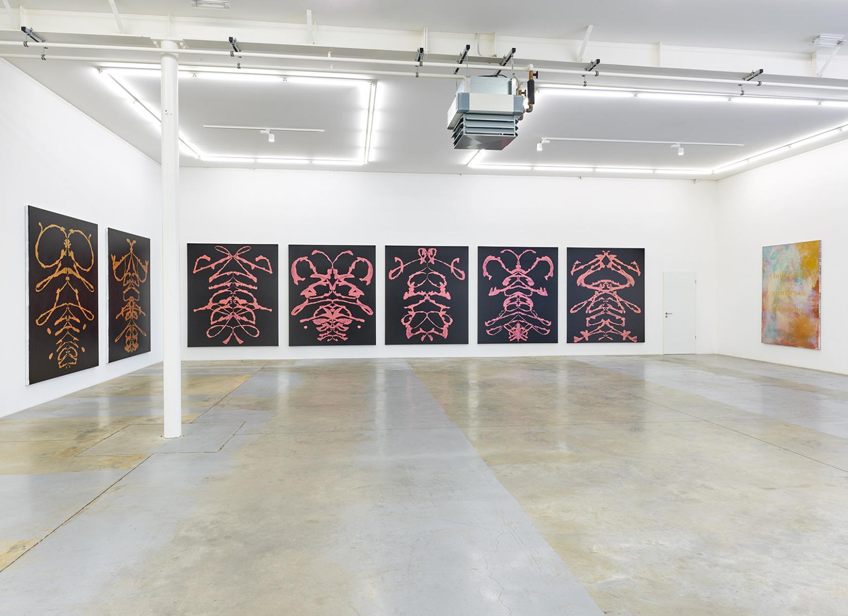 Exhibition view, Mitja Tušek, Freitzeit ist Arbeit, Wandhaff, juin 2021 #17