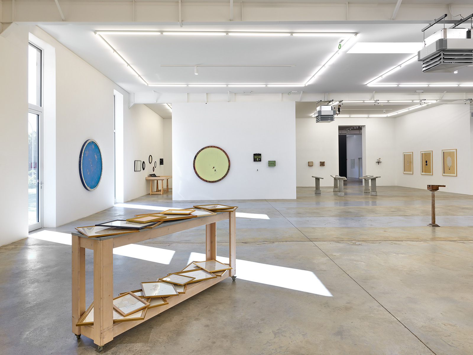 Exhibition view Philippe Favier 2021 #2