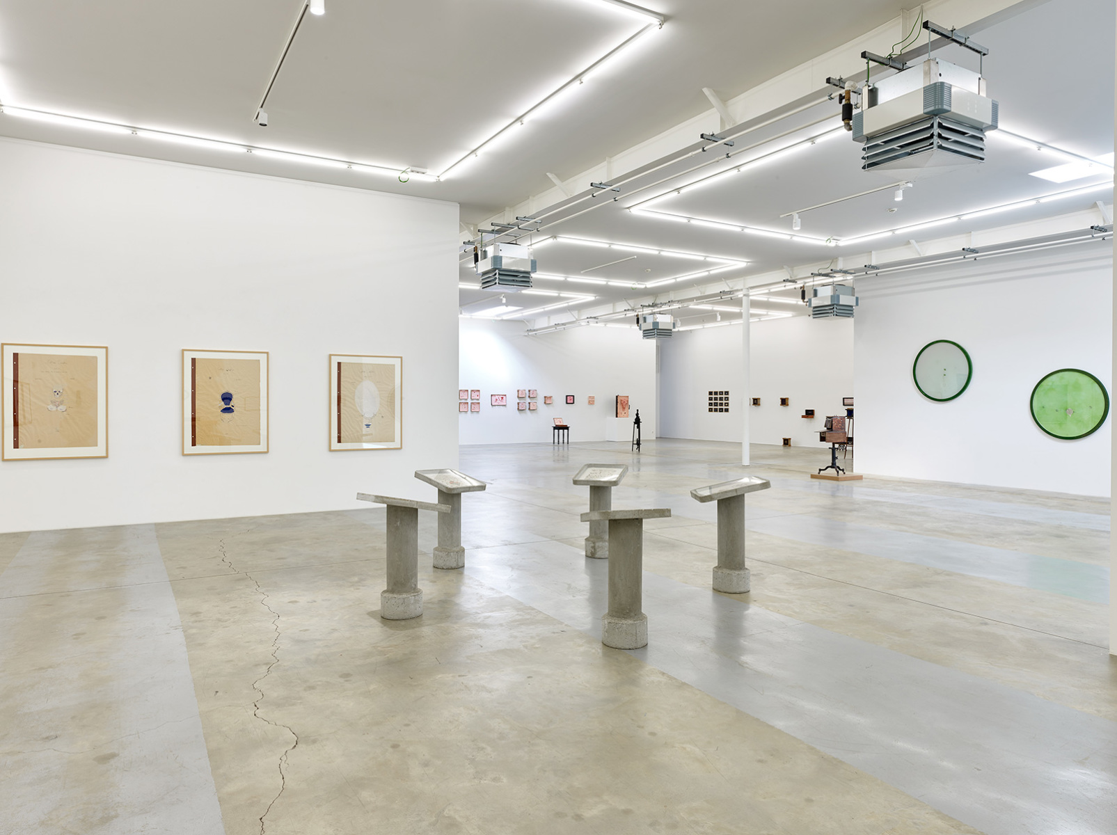 Exhibition view Philippe Favier 2021 #6