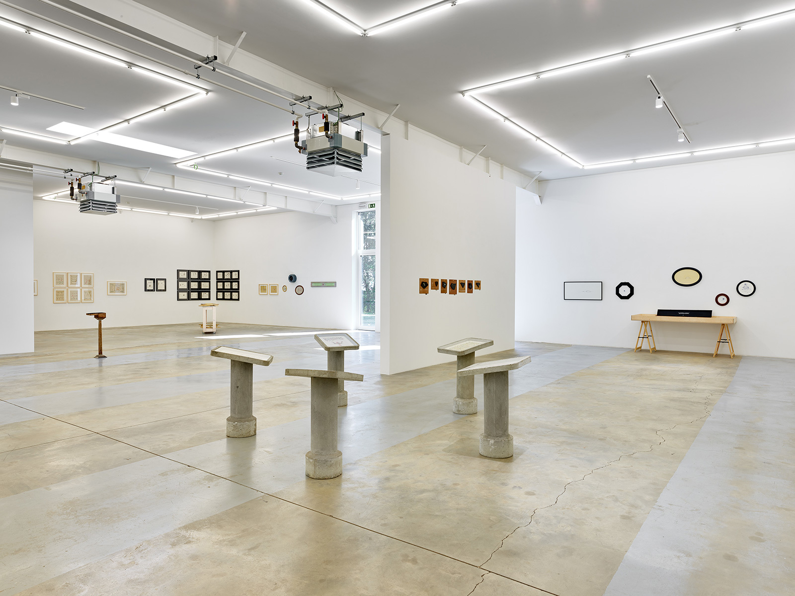Exhibition view Philippe Favier 2021 #8