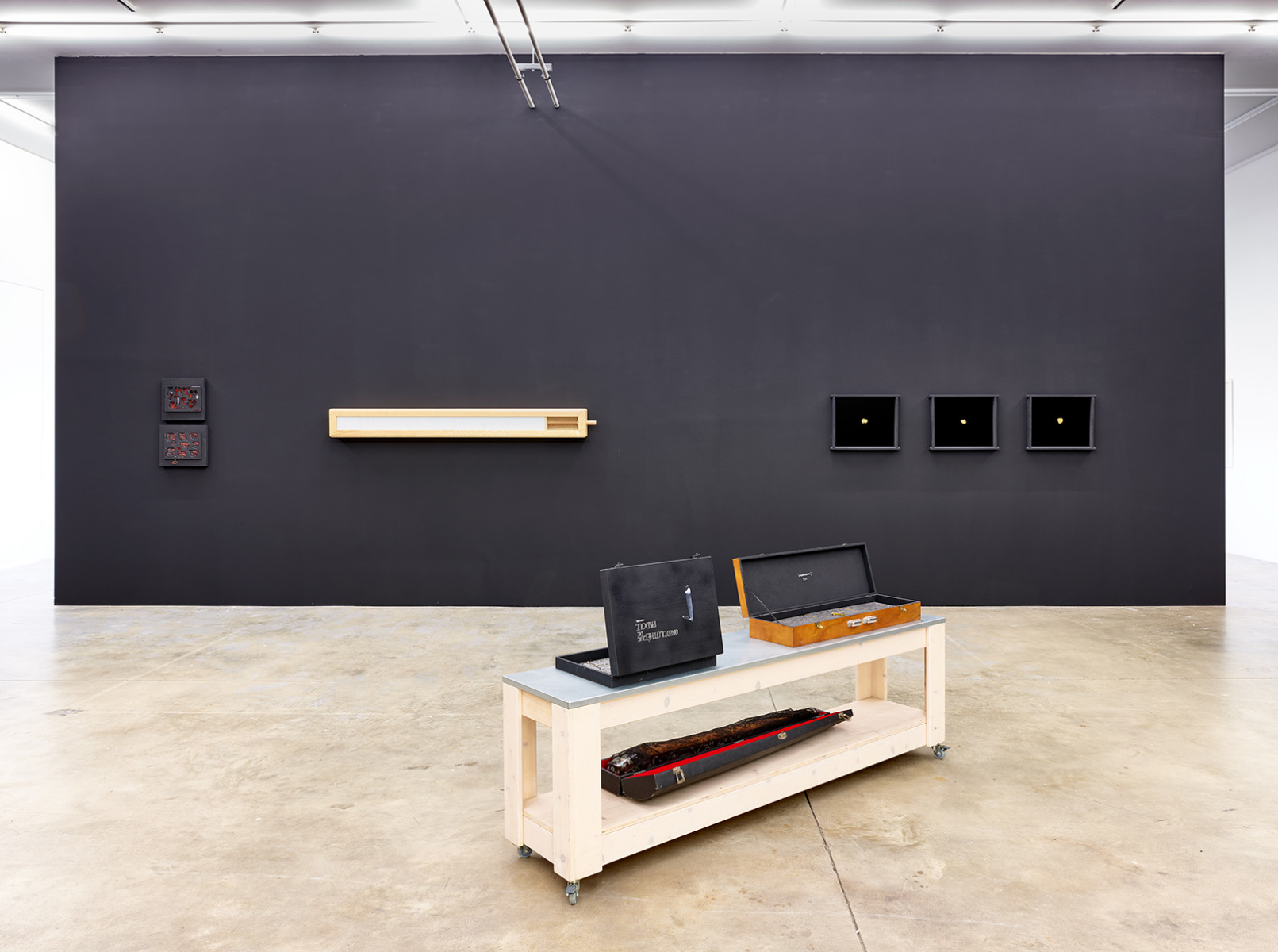 Exhibition view Philippe Favier 2021 #9