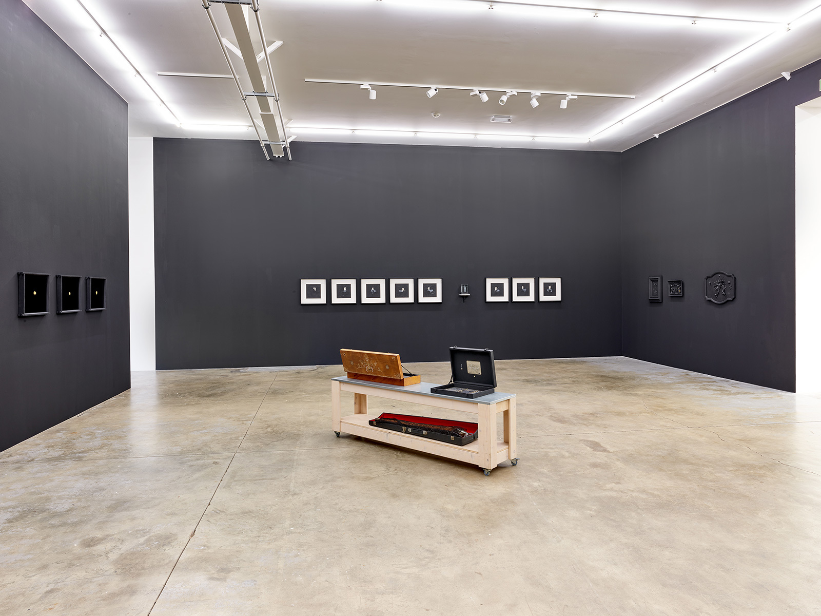 Exhibition view Philippe Favier 2021 #10