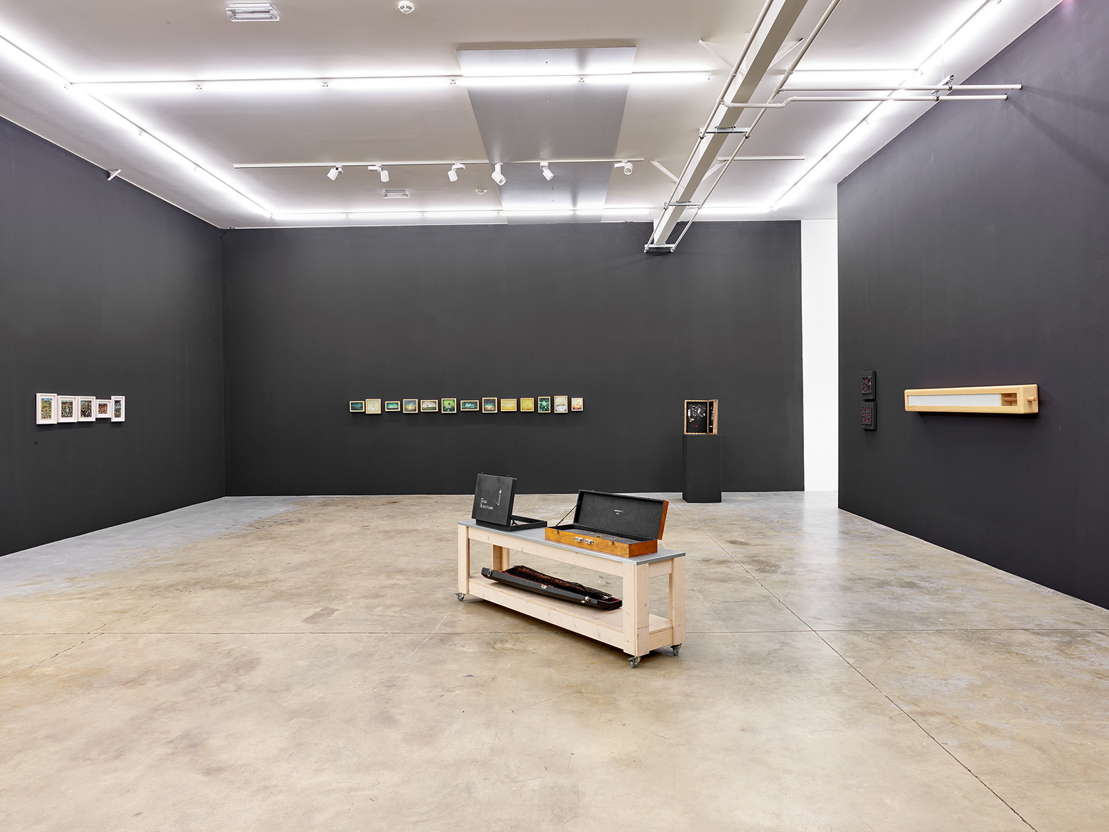 Exhibition view Philippe Favier 2021 #11