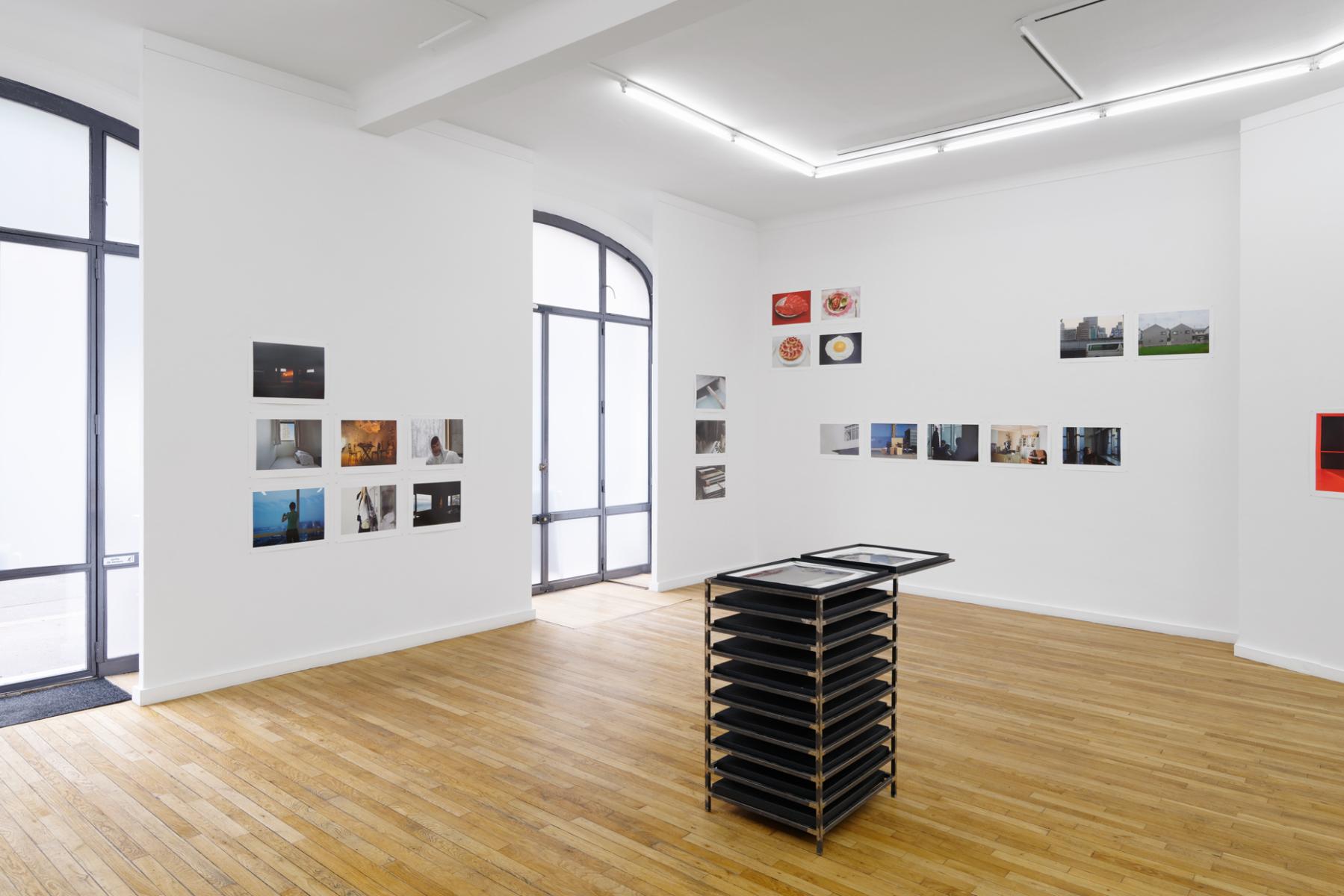 Vue exposition Aurélie Pétrel